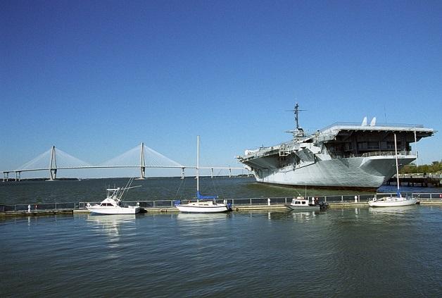 USS Enterprise - Biggest Ship Ever