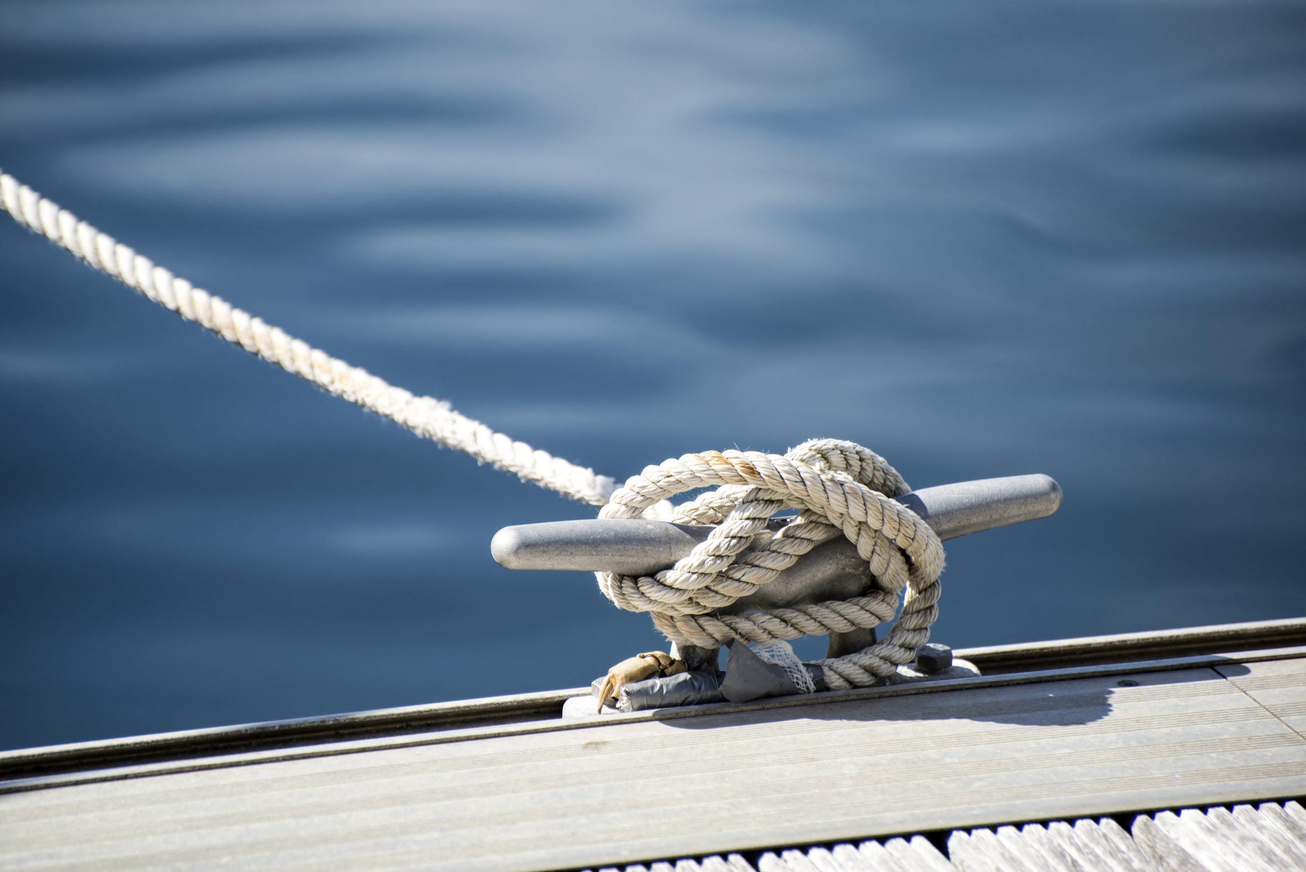 Yacht rope